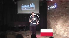 Piotr Szumowski (Poland) for @laughfactory #round1 on Indi.com. Watch the full…