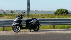 YAMAHA tricity 125cc chrome