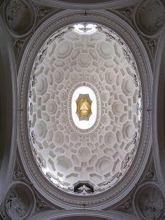 San Carlo alle Quattro Fontane - Borromini