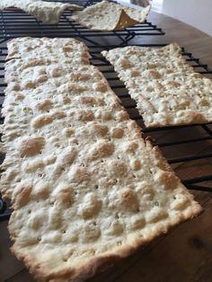 Einkorn Matzah!! – Einkorn: The Cookbook