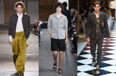 10 menswear trends you need to know for spring
