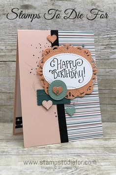 Just in CASE pag 17 Stitched Labels Framelits Dies by Stampin' Up! www.stampstodiefor.com 2