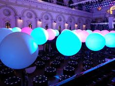 Image result for light balloons