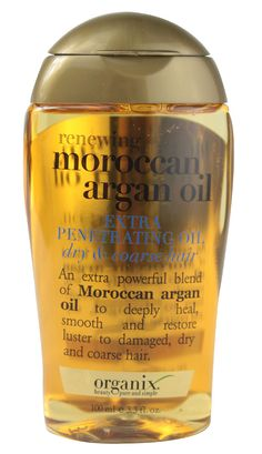 Organix Extra Penetrating Moroccan Argan Oil Dry & Coarse Hair