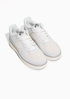 5c5213dca81 Nike - Sneakers - Shoes -   Other Stories. Nike Airforce 1Cool TrainersPret  A Porter FemininGrey ...