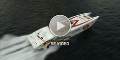 Skagerrak Across 2008: Nordens tøffeste båtrace
