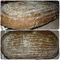 Dlho kysnutý kváskový chlieb (fotorecept) - recept | Varecha.sk Ale, Bread, Food, Meal, Ale Beer, Essen, Hoods, Ales, Breads