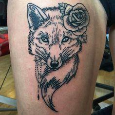 Fresh WTFDotworkTattoo Find Fresh from the Web #lineworktattoo #Fox #foxtattoo #dotwork #dotworktattoo #tattoo #ink #inkstagram #rose #rosetattoo #blackwork #blackworker #gloucestertattoo #gloucester #design #girlswithtattoos #tattooedwomen #foxtail #foxtails #thightattoo #simpletattoo vickylou_tattoo82 WTFDotWorkTattoo