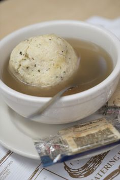 After a long day of shooting, the cast of THE JIM GAFFIGAN SHOW like to kick back with some Matzo Ball soup from Katz's Deli. SClick to discover full episodes.