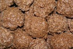 Chocolate Coconut Haystacks - 1 Pound