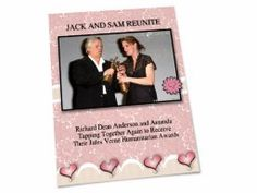 """Shared Project--My scrapbook page of """"Jack and Sam Reunite"""""""
