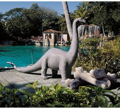 Dinosaur Statue for my front yard :)