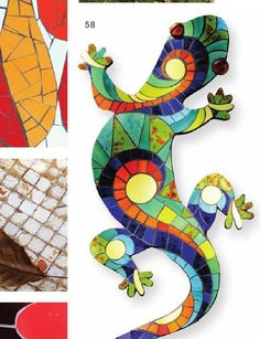 Mosaic Garden Art, Mosaic Tile Art, Mosaic Flower Pots, Mosaic Diy, Mosaic Crafts, Mosaic Projects, Mosaic Glass, Mosaics, Mosaic Designs