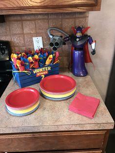 Toy Story Birthday Cake, Woody Birthday, 2nd Birthday Party Themes, Second Birthday Ideas, Birthday Fun, Third Birthday, Toy Story Baby, Toy Story Theme, Toy Story Food