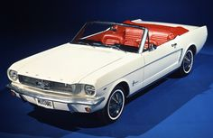 1964 and One Half Ford Mustang