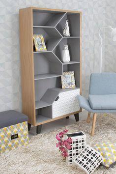 Bücherregal Beehive