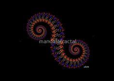 Music Notation Fractal 4A