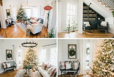 The Magnolia House | Season 3 | Fixer Upper | Magnolia Market | Living Room | Chip & Joanna Gaines | Waco, TX