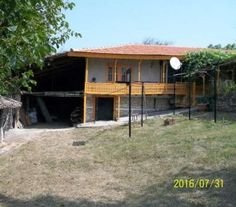 property, house in POPKRALEVO, SILISTRA, Bulgaria - 2 bedrooms house, 4000 sq.m. garden, 20 km. to Danube