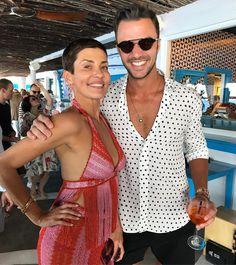 Cristina Cordula s'est mariée à Capri avec Frédéric Cassin - La Parisienne