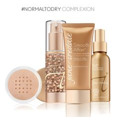 Check out your Foundation Prescription on the blog...