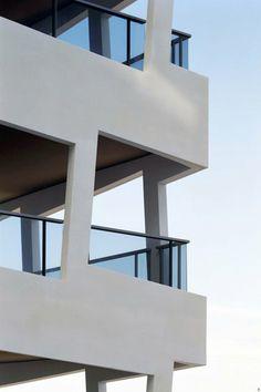 Logements ZAC Port Marianne, Montpellier, France by ECDM Architects