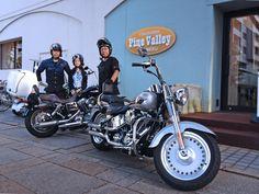 2012年8月19日ご来店  Harley Fatboy