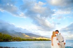 Evening at Olowalu Maui