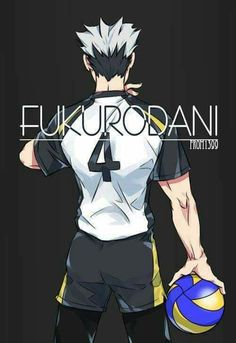 Bokuto is hot af legit one of my favorite characters - he's so charismatic! /// Haikyuu HQ karasuno fukurodani nekoma datteko Shiratorizawa aoba johsai volleyball anime
