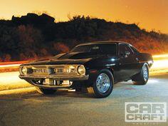 1970 Plymouth Barracuda - The Dark Lord