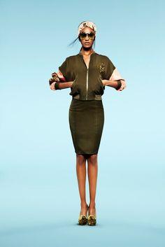 Emilio Pucci | Resort 2013 Collection | Vogue Runway