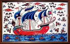 Çinicilik Sanatı | Türk el sanatları ve hobiler