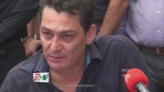 José Manuel Figueroa enfrenta a la prensa tras la muerte de su padre Joan Sebastian (VIDEO)