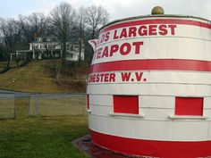 Teapot, Lincoln Highway, Chester, WV | Flickr - Photo Sharing!