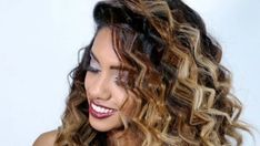 Goodbye Wavy Hair, The New Zig Zag Curls Technique Is The Big Trend Of The Season - Best Newest Hairstyle Trends Curling, Wavy Hair, New Hair, Straight Hairstyles, Braided Hairstyles, Henna Hair, Golden Hair, Unwanted Hair, Facial Care