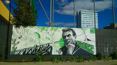 Mural dedicated to Czesław M#iłosz, the great polish poet, the winner of the #Nobel Prize in #Literature. Białystok, The Ludwik Zamenhof Centre. #Miłosz #poet #poetry #mural #Białystok #Podlaskie #Polska #TheLudwikZamenhofCentre #Centrum im. Ludwika #Zamenhofa