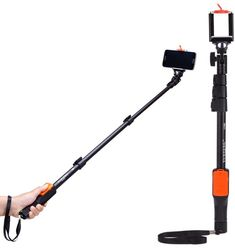 Yunteng Selfie Monopod Extendable Handheld Pole with Shutter Remote-If you're wondering where to buy a selfie stick that will let you click pictures with the mere press of a button, wonder no more. The Yunteng YT 1288 Selfie Monopod Extendabl Selfie Stick, Shutters, Outdoor Power Equipment, Remote, Blinds, Shades, Window Shutters, Shutterfly