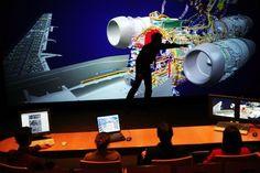 Plongée dans la réalité virtuelle du Falcon 7X chez Dassault