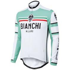 Bianchi Milano Green and White