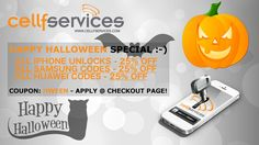 BOOM!!! The Cellfservices Thanksgiving / Black Friday / Cyber Monday SUPER SALE is on! :D