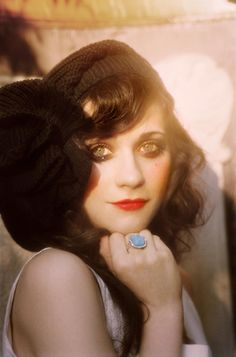 Zooey Deschanel <3