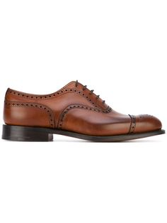 on sale f007b dc530  churchs  shoes  flats Church s Shoes, Dress Shoes, Brown Leather