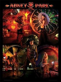 Abney Park The first and best steampunk band I ever heard