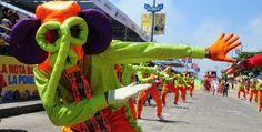 A mi aire: Las mascaras de Carnaval