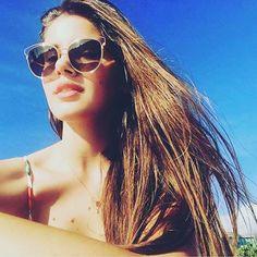 @camilaqueiroz e seu #Dior #sideral ❤ ❤ ❤ #verão #oculosdesol #oticaswanny #regram