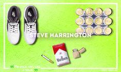Steve Harrington Graphic - Stranger Things