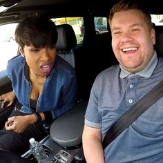 Jennifer Hudson Orders a Cheeseburger in Her Best Singing Voice on the Late Late Show w/James Corden - 2015