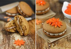 1000+ images about Sweet Treats Cookies on Pinterest | Whoopie Pies ...