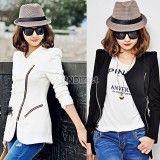 No Women Long Sleeve Lapel Blazer Short Jacket Suit Coat Blouse New Arrival!!, http://www.shopcost.co.uk/