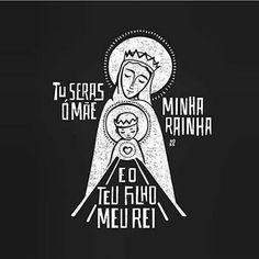 Catholic Art, Religious Art, Saint Antonio, Blessed Mother Mary, Lettering Tutorial, Jesus Freak, My Church, God Loves Me, Sacred Art